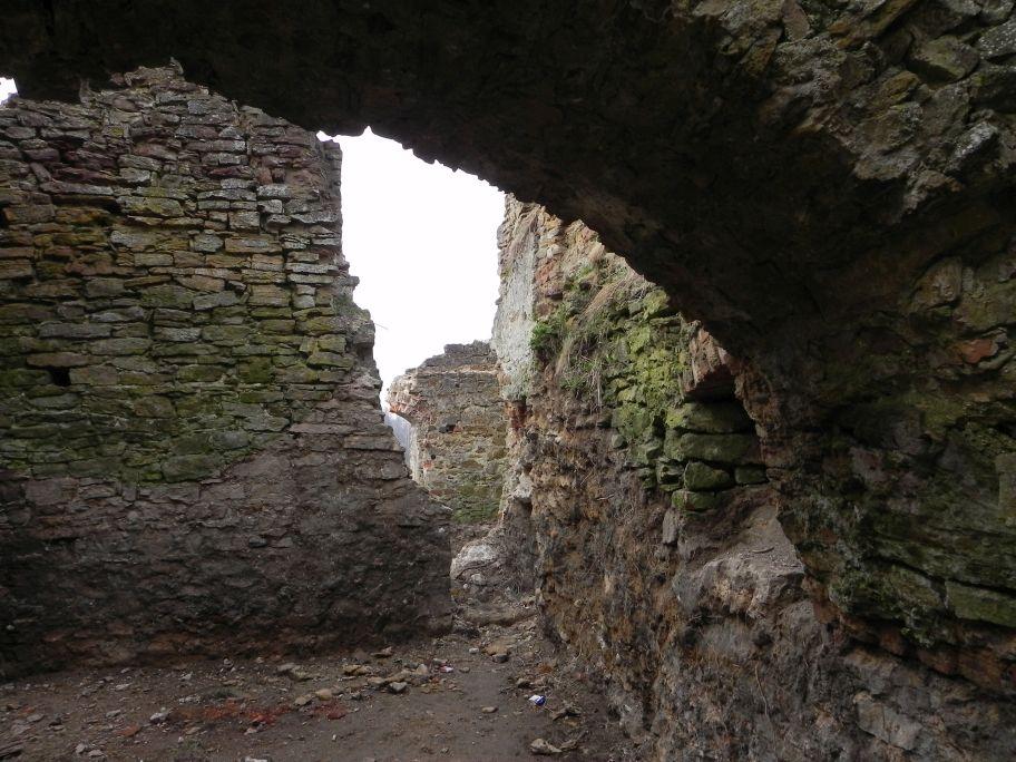2011-04-17 Inowłódz - ruiny zamku (49)