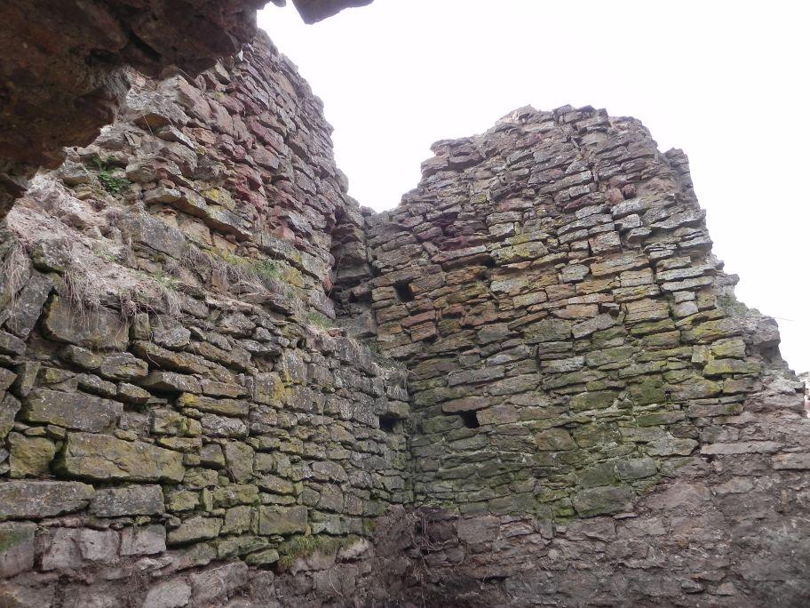 2011-04-17 Inowłódz - ruiny zamku (50)