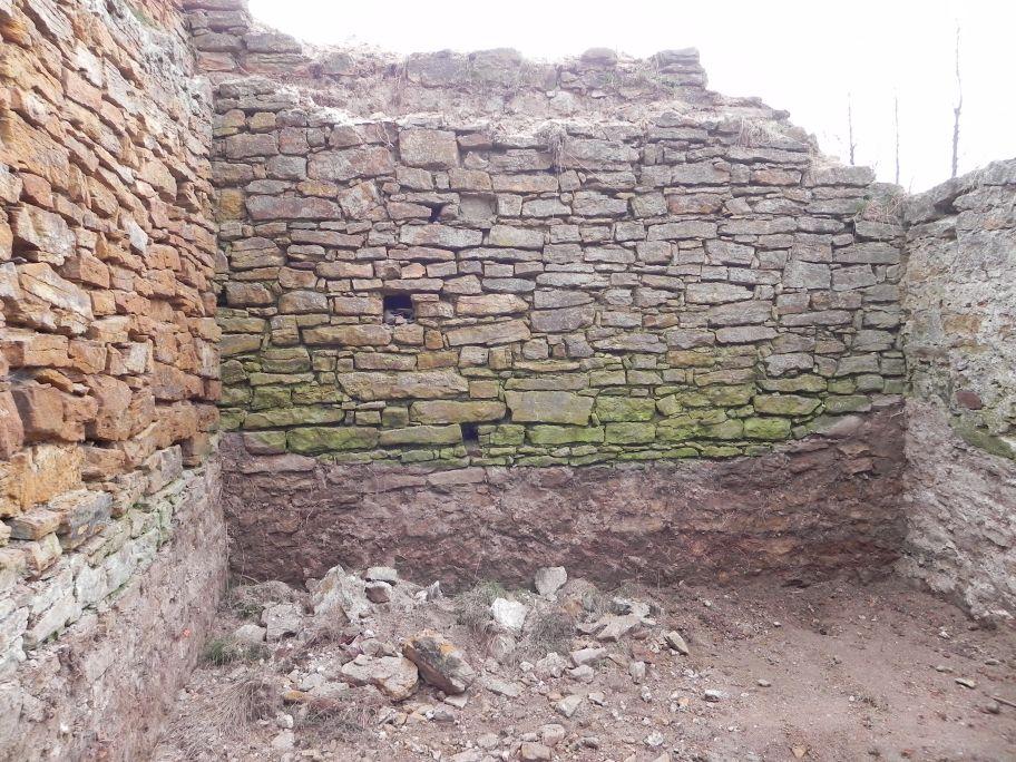 2011-04-17 Inowłódz - ruiny zamku (56)