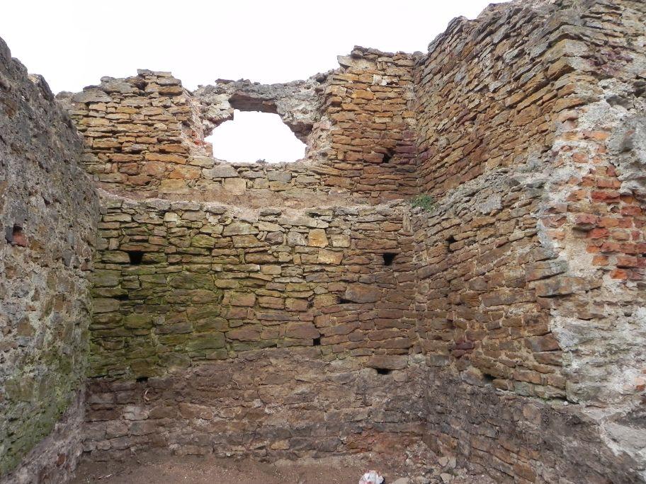 2011-04-17 Inowłódz - ruiny zamku (58)