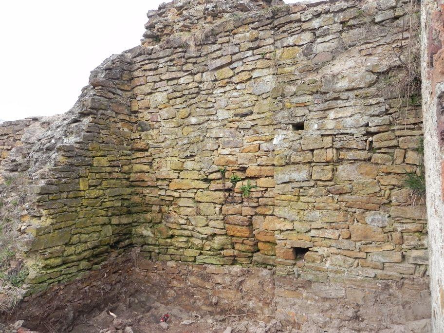 2011-04-17 Inowłódz - ruiny zamku (61)