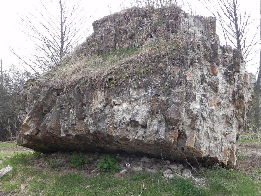 2011-04-17 Inowłódz - ruiny zamku (62)