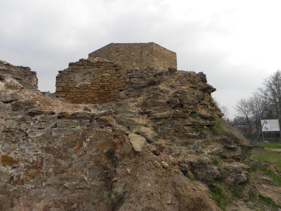 2011-04-17 Inowłódz - ruiny zamku (64)