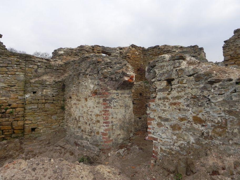 2011-04-17 Inowłódz - ruiny zamku (65)