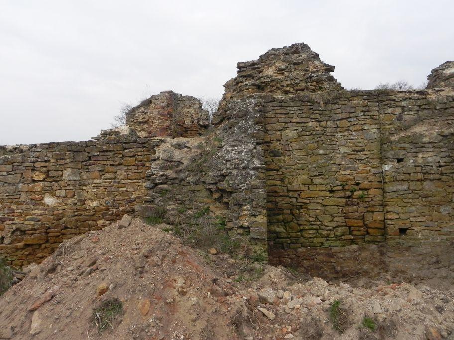 2011-04-17 Inowłódz - ruiny zamku (66)
