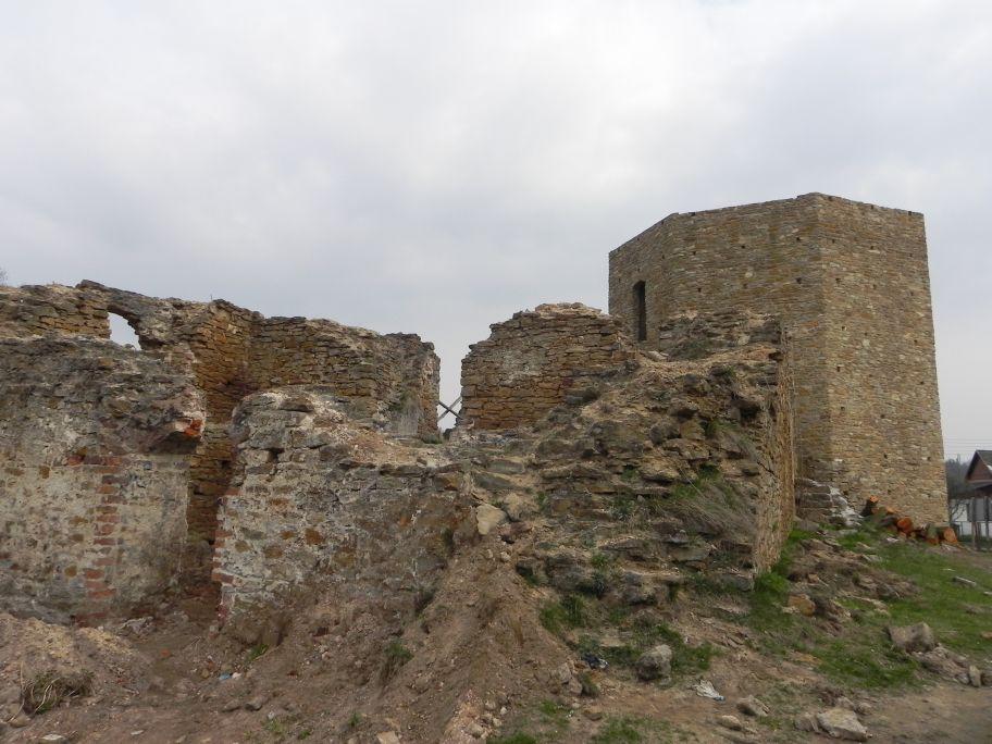 2011-04-17 Inowłódz - ruiny zamku (68)