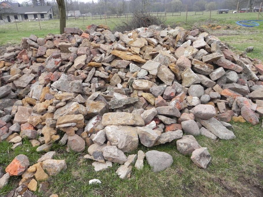 2011-04-17 Inowłódz - ruiny zamku (70)