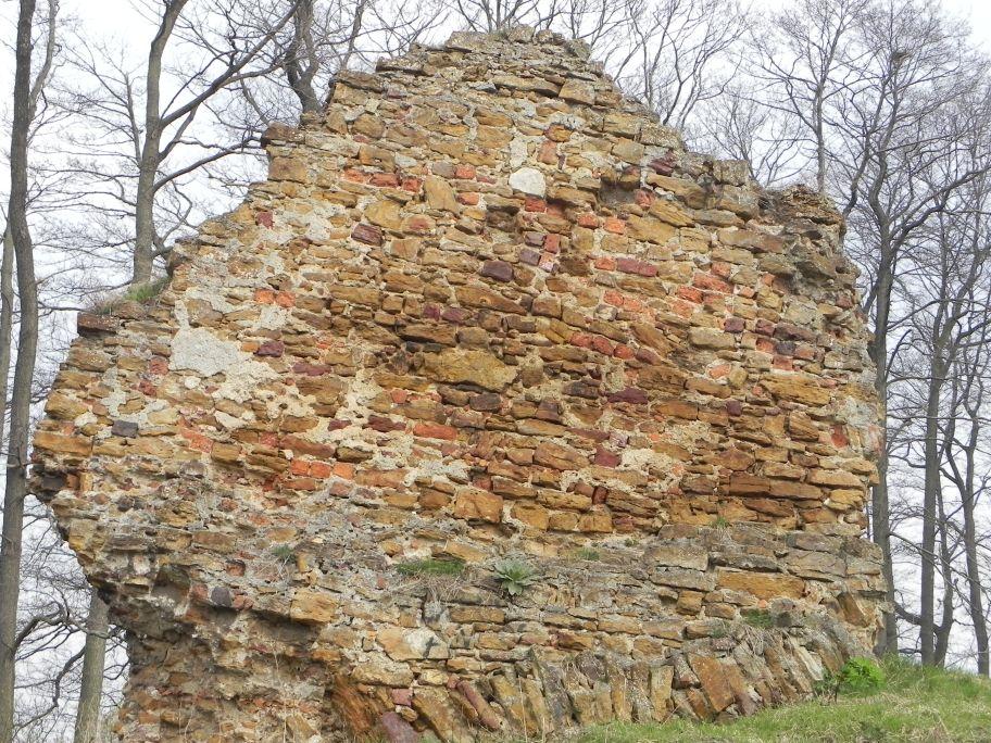 2011-04-17 Inowłódz - ruiny zamku (73)