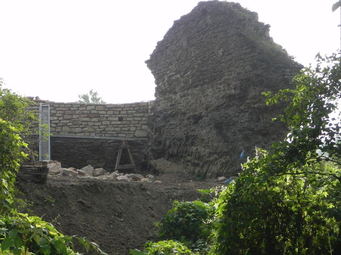 2011-09-11 Inowłódz - ruiny zamku (10)