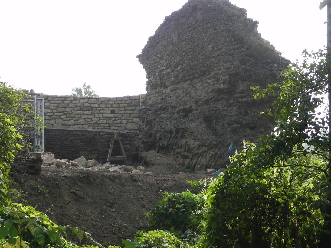 2011-09-11 Inowłódz - ruiny zamku (11)