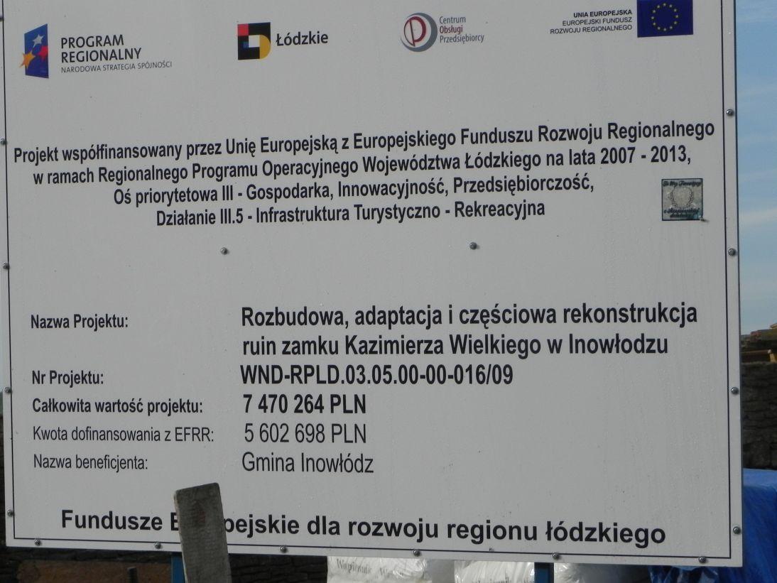 2011-09-11 Inowłódz - ruiny zamku (6)