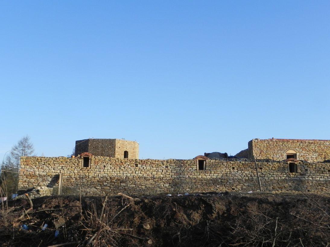 2011-12-11 Inowłódz - ruiny zamku (10)