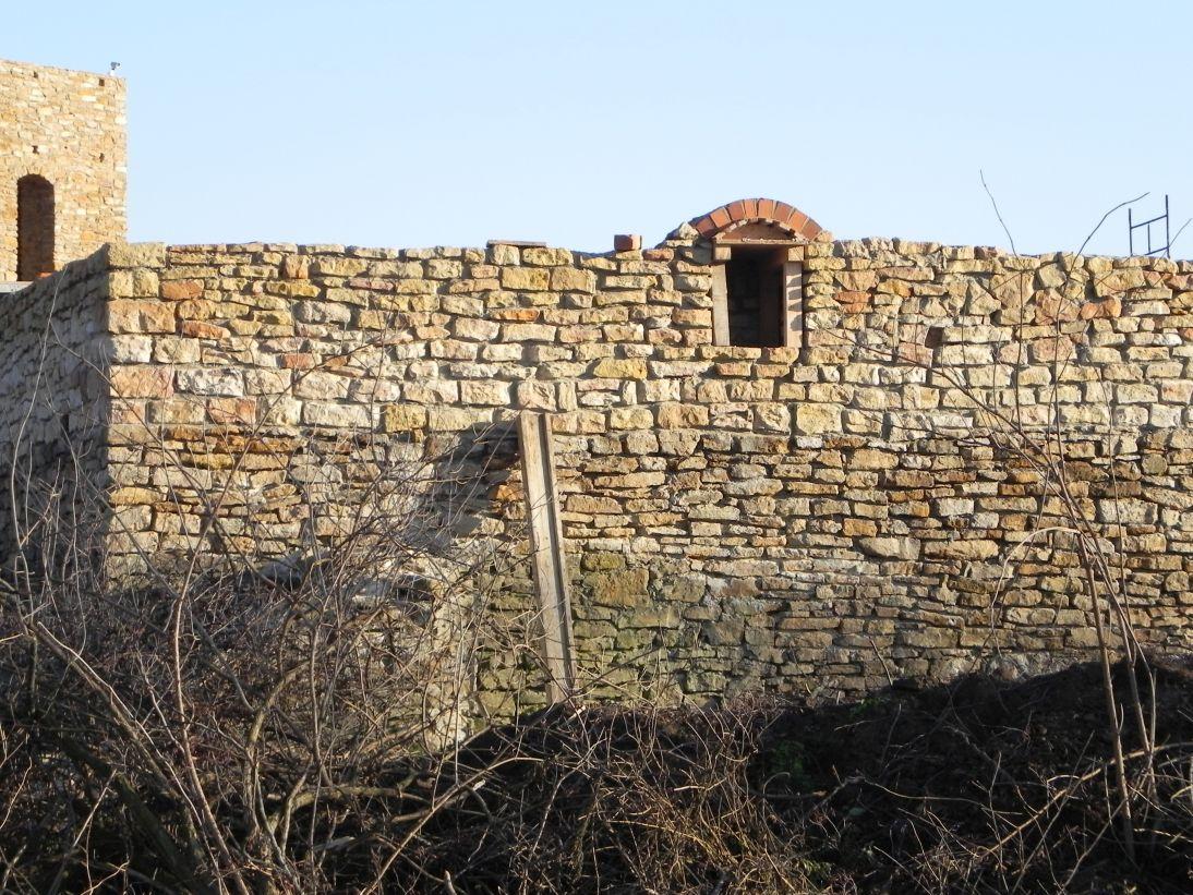2011-12-11 Inowłódz - ruiny zamku (4)