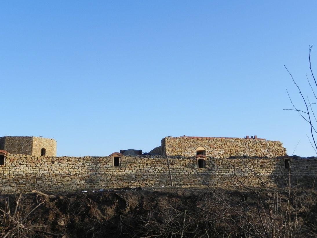 2011-12-11 Inowłódz - ruiny zamku (9)
