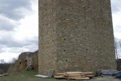 2011-04-10 Inowłódz - ruiny zamku (12)