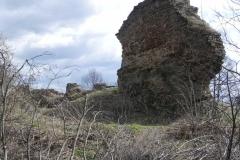 2011-04-10 Inowłódz - ruiny zamku (3)