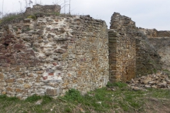 2011-04-17 Inowłódz - ruiny zamku (20)