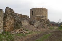 2011-04-17 Inowłódz - ruiny zamku (21)