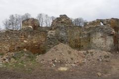 2011-04-17 Inowłódz - ruiny zamku (25)