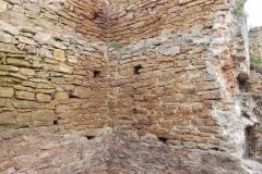 2011-04-17 Inowłódz - ruiny zamku (29)