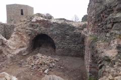 2011-04-17 Inowłódz - ruiny zamku (7)