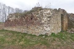 2011-04-17 Inowłódz - ruiny zamku (74)