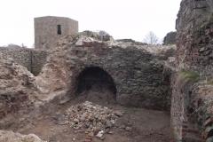 2011-04-17 Inowłódz - ruiny zamku (9)