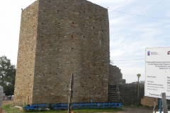 2011-09-11 Inowłódz - ruiny zamku (9)