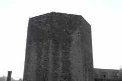 2011-12-11 Inowłódz - ruiny zamku (1)