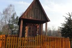 Chociwek - kapliczka (3)