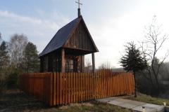 Chociwek - kapliczka (5)