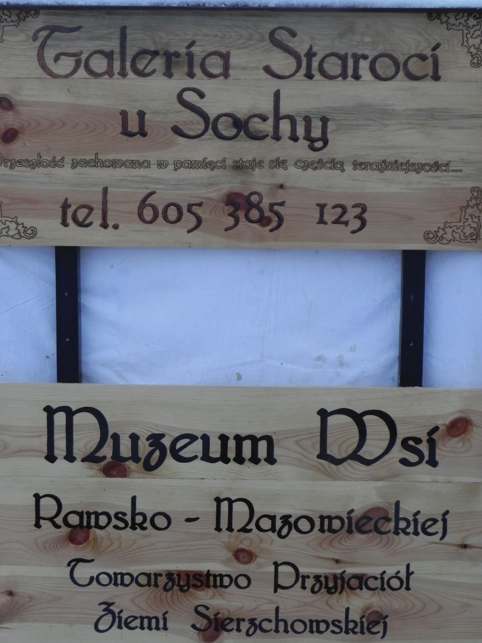 Galeria zdjęć Sochowej Zagrody (308)