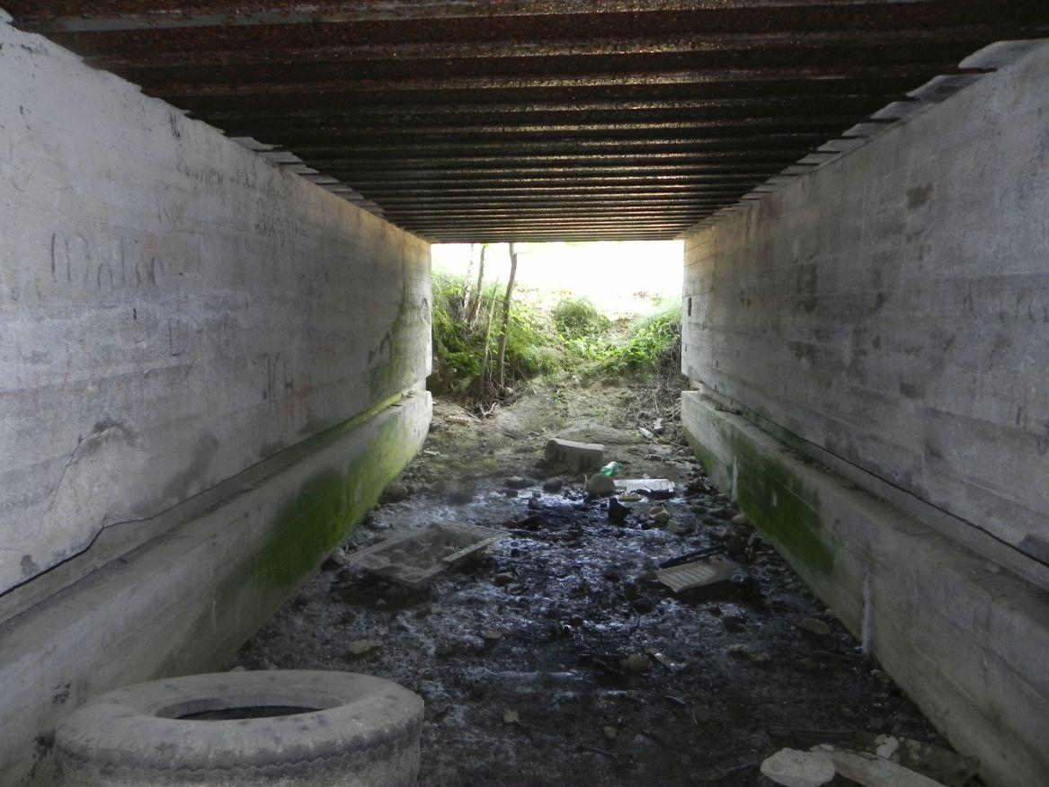 Inowłódz Kop. - bunkier Garaż-1 (11)