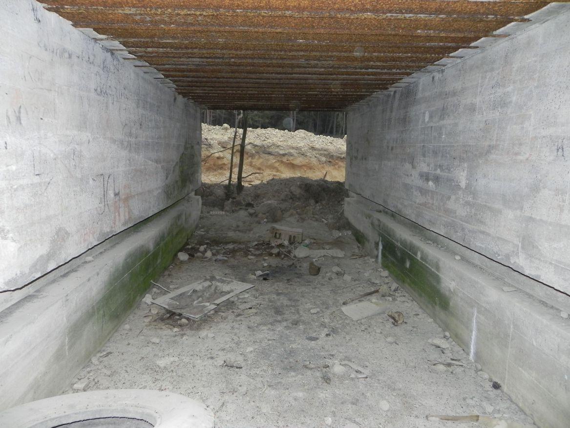 Inowłódz Kop. - bunkier Garaż-1 (45)