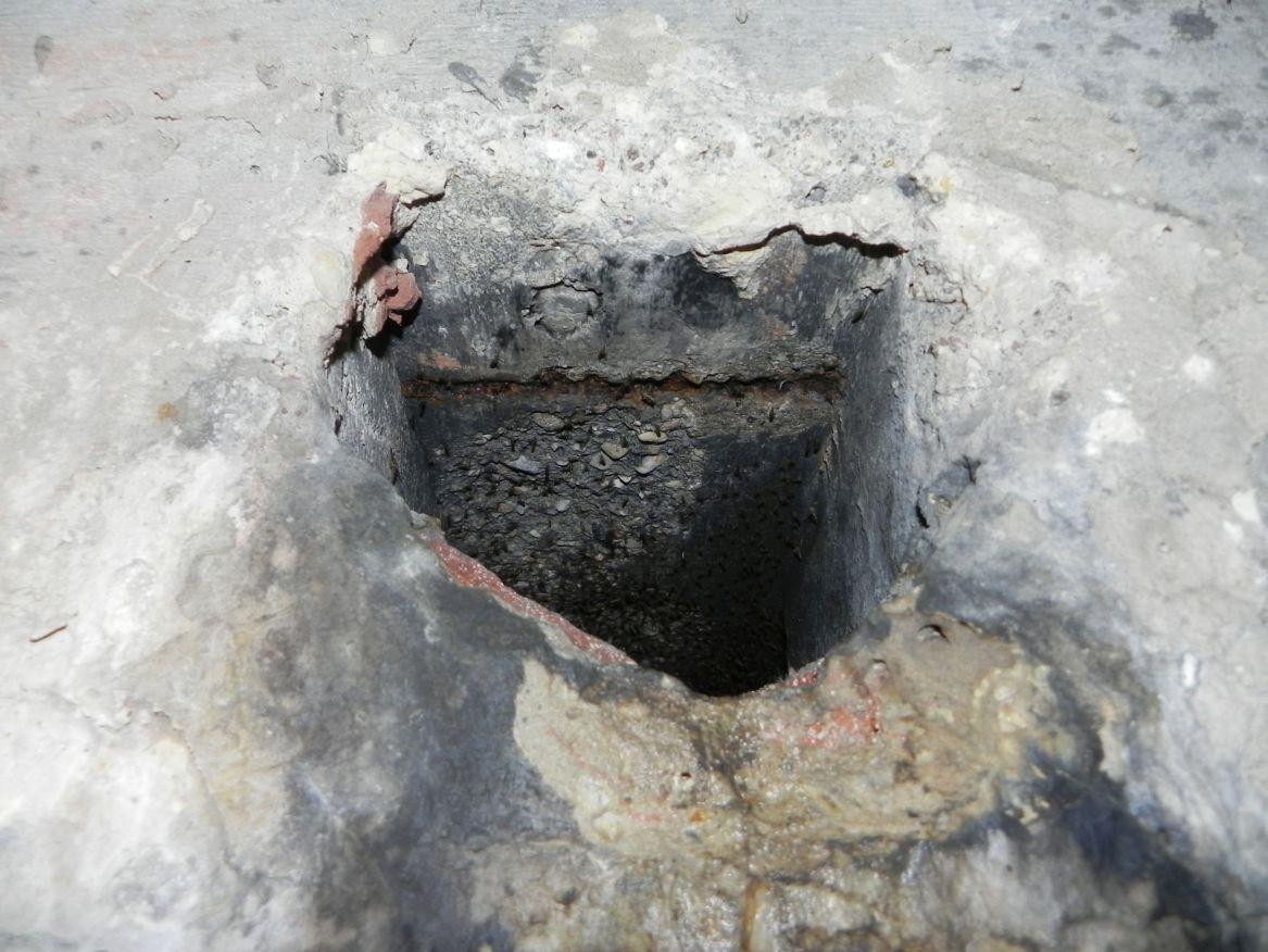 Inowłódz Kop. - bunkier Garaż-1 (53)
