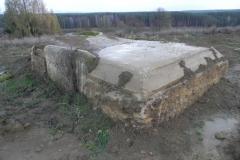 Inowłódz Koś - bunkier Tobruk-1 (10)