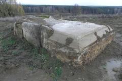 Inowłódz Koś - bunkier Tobruk-1 (11)