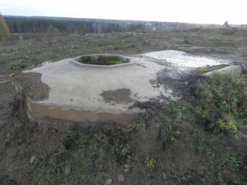 Inowłódz Koś - bunkier Tobruk-2 (4)