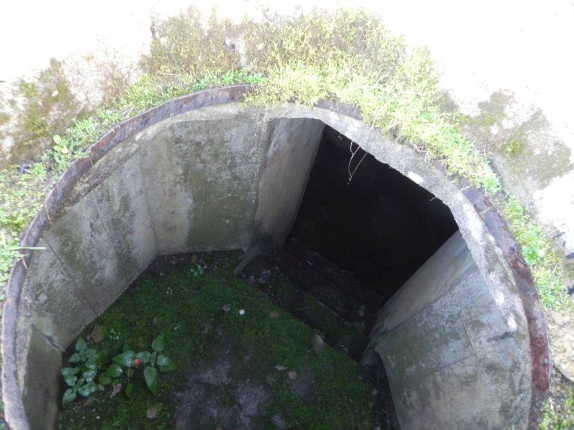 Inowłódz Koś - bunkier Tobruk-2 (7)