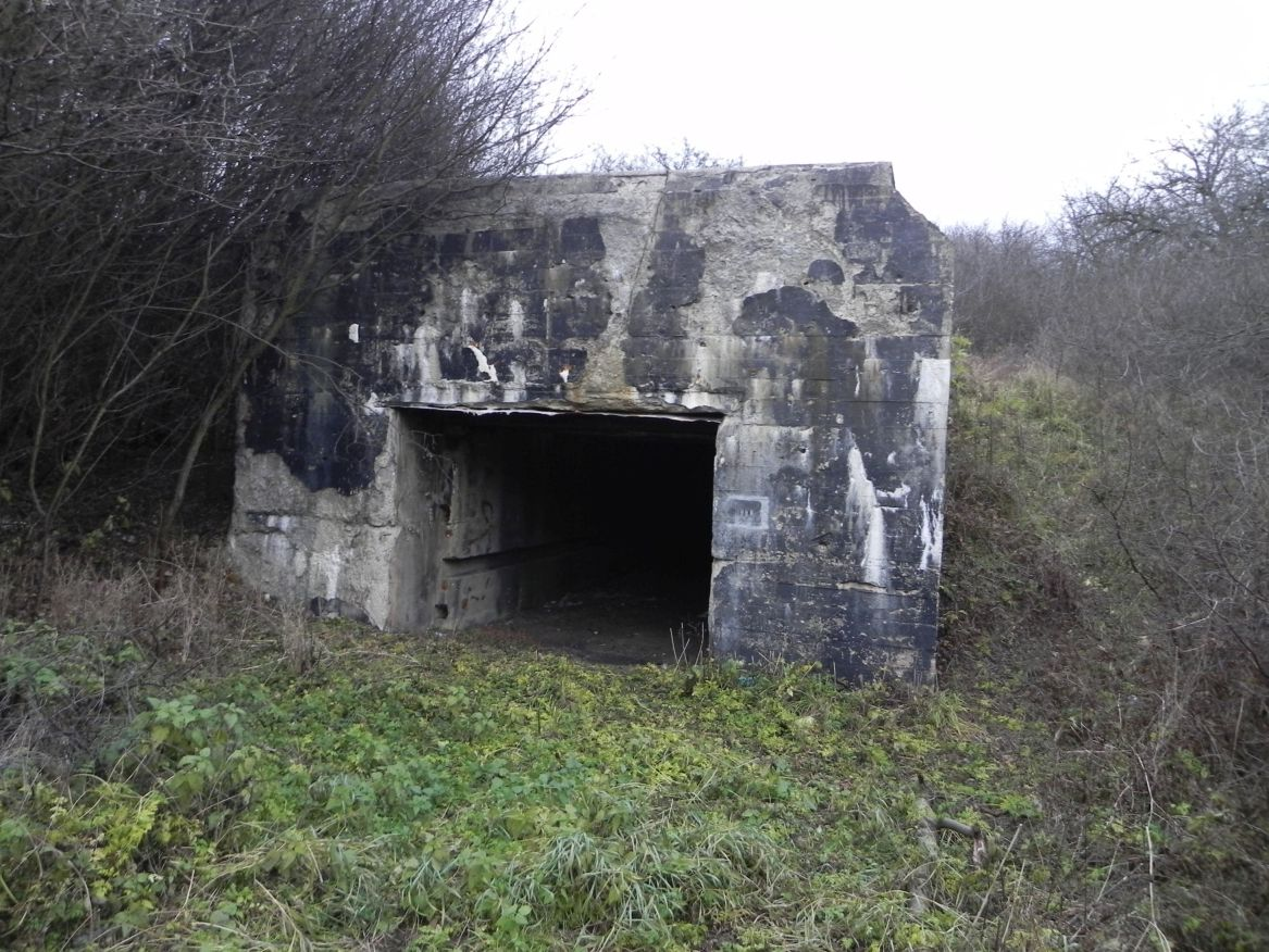 Inowłódz Koś - bunkier Garaż-3 (19)