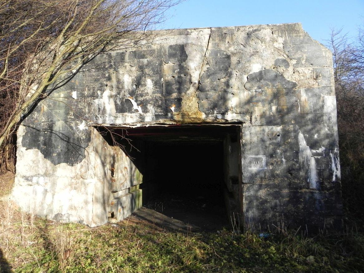 Inowłódz Koś - bunkier Garaż-3 (20)