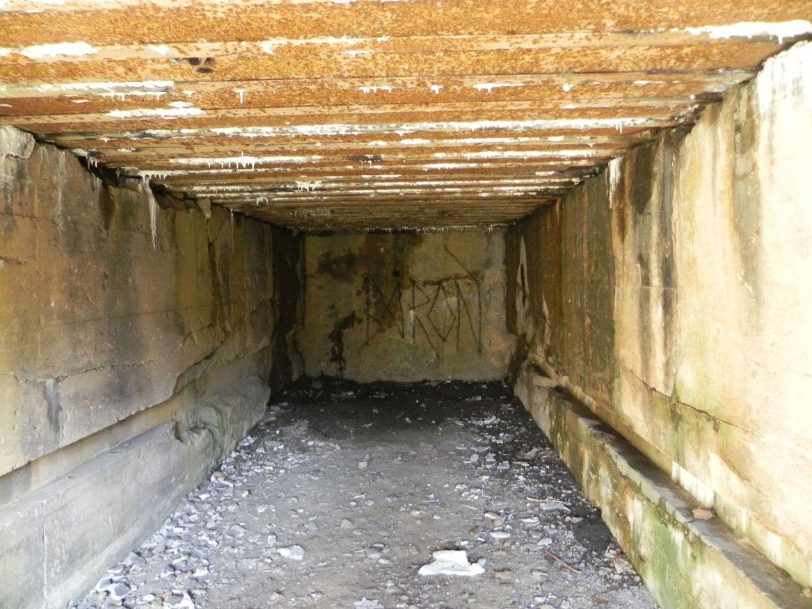 Inowłódz Koś - bunkier Garaż-3 (35)