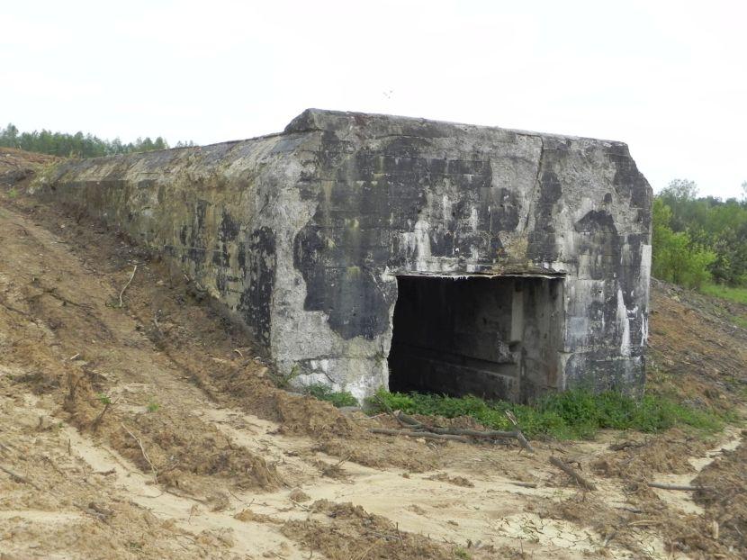Inowłódz Koś - bunkier Garaż-3 (46)