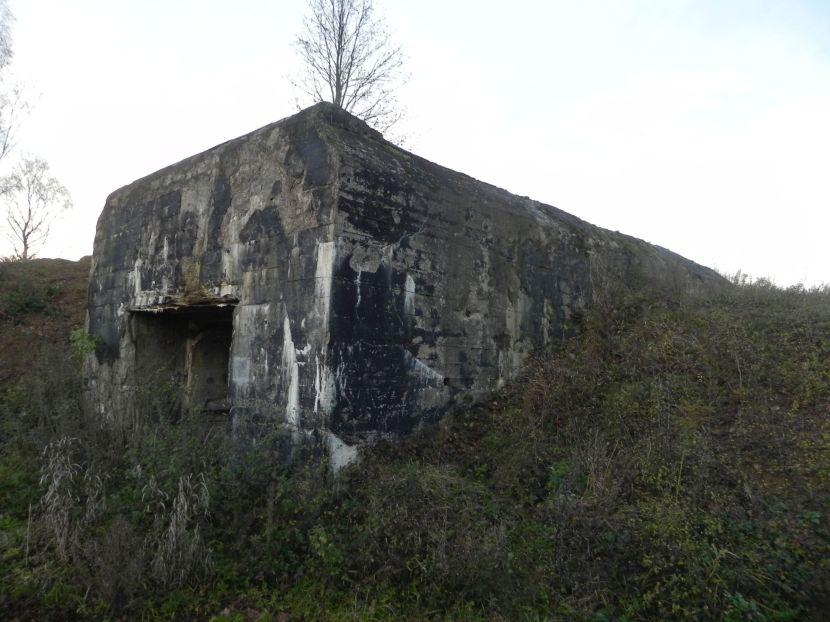 Inowłódz Koś - bunkier Garaż-3 (54)