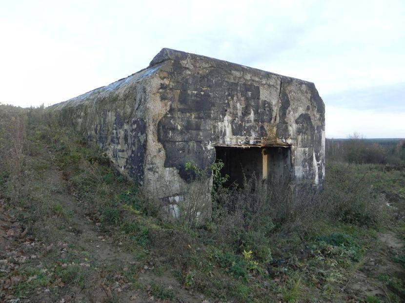 Inowłódz Koś - bunkier Garaż-3 (58)