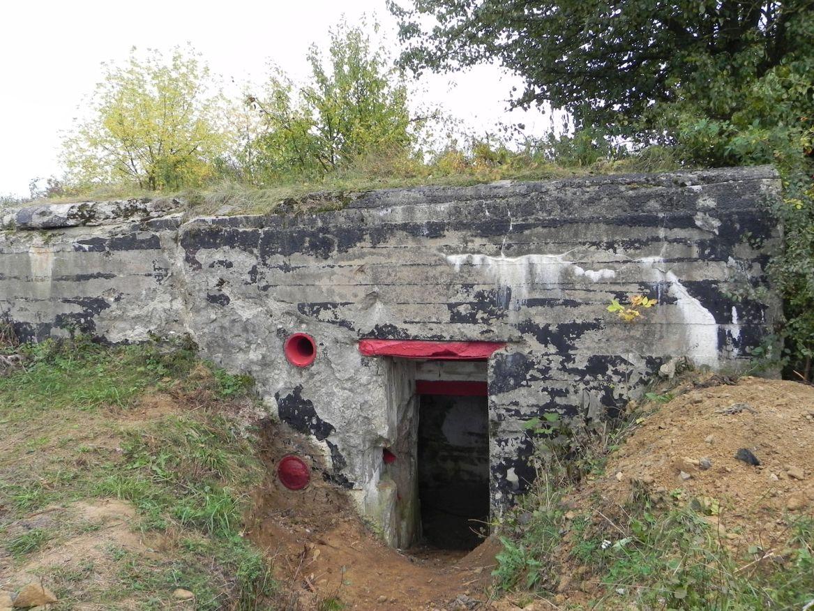 Inowłódz Koś - bunkier Piechoty-5 (42)