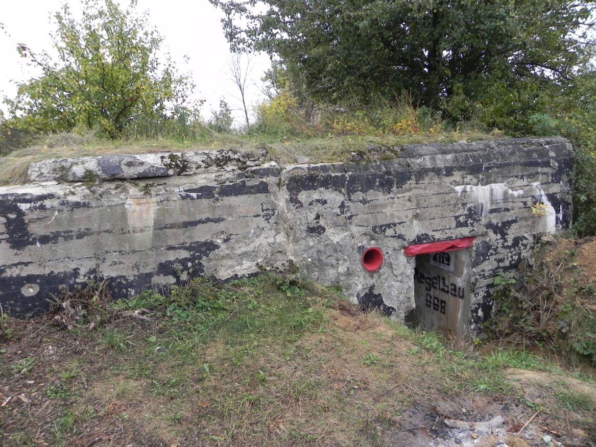 Inowłódz Koś - bunkier Piechoty-5 (52)