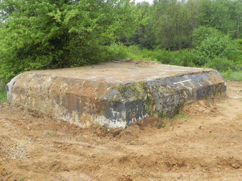Inowłódz Koś - bunkier Piechoty-5 (70)