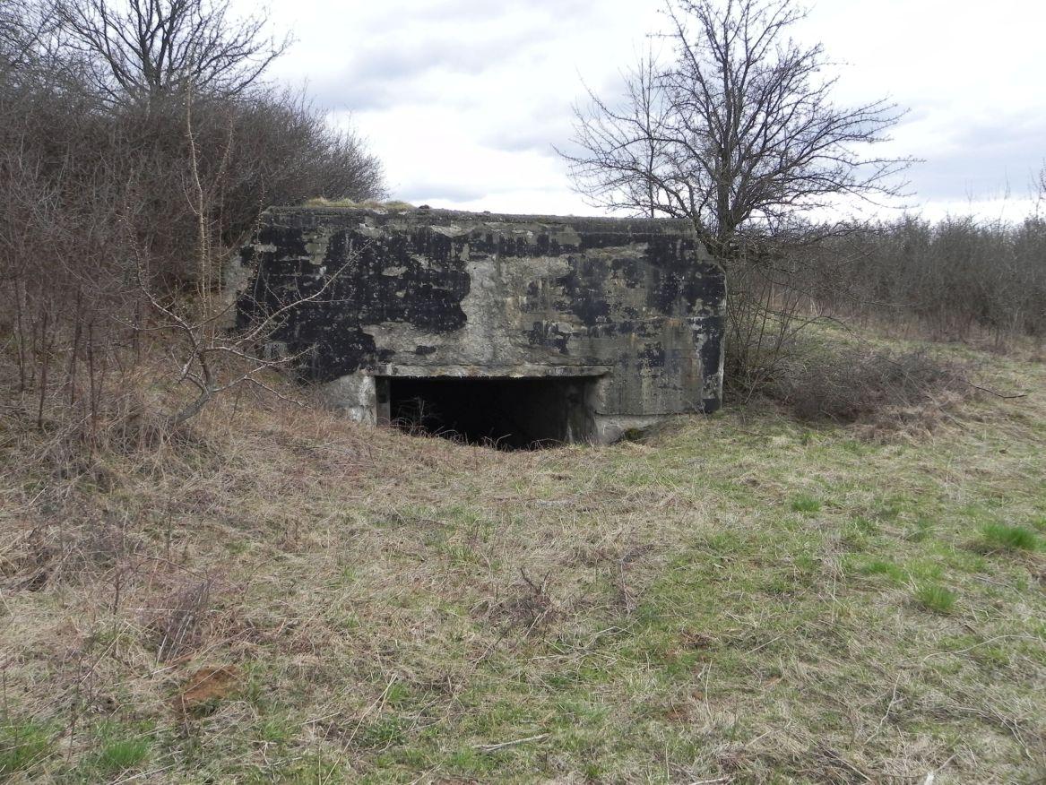 Inowłódz Koś - bunkier Garaż-6 (1)