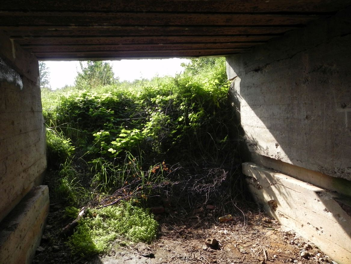 Inowłódz Koś - bunkier Garaż-6 (15)